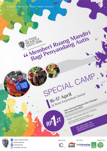 Poster Special Camp